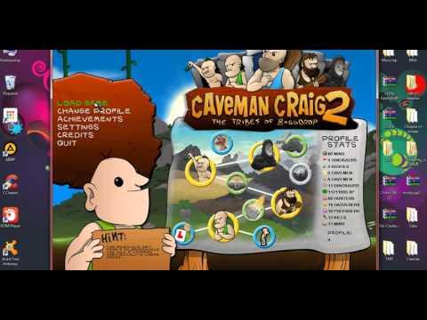 Обзор Caveman Craig 2 [Симулятор пещерного человека]