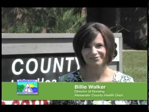 Emergency Preparedness - Billie Walker - Director of Nursing - Alexander County Health Dept.