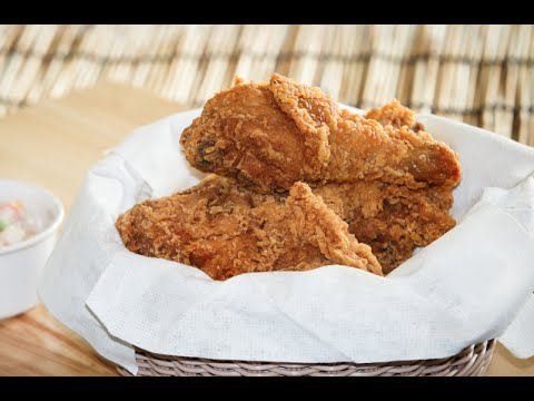 How To Make KFC Chicken