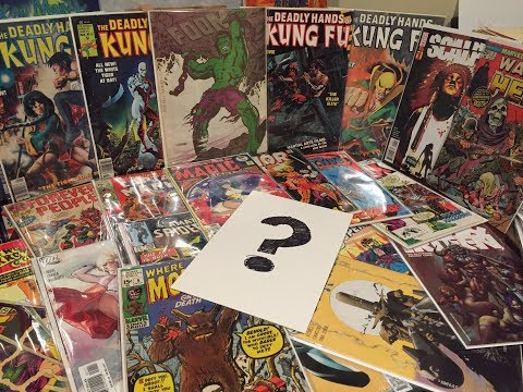 Comic Haul #22 JACK KIRBY Autograph finds!! WOW!