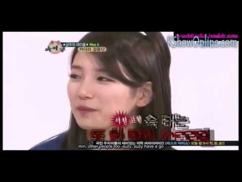 [ENG SUB] 121114 Weekly Idol Ep 69 Miss A  Part 1