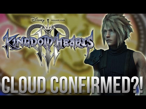 Kingdom Hearts 3 News - CLOUDS Return Confirmed?!