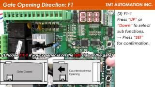 Video: Kit smart automatizare porti batante TMT Terrier 200 WiFi, cu aplicatie Android / iOS