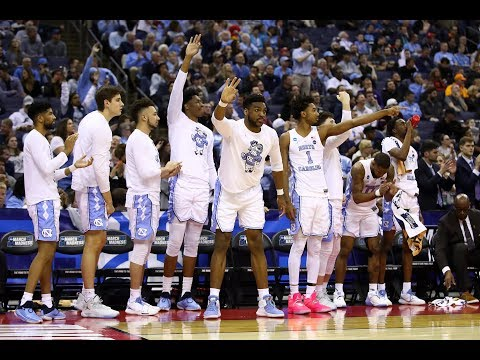 UNC 2019-2020 Men's Basketball Pump Up Video