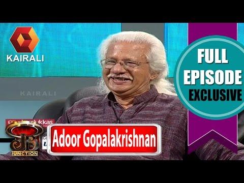 JB Junction: Adoor Gopalakrishnan - Part 3 | 3rd September 2016 | Full Episode
