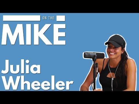 JULIA WHEELER - ON THE MIKE #007