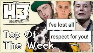 Jake Paul & Faze Banks Beef, Elon Musk is back with AI spooks, & I'...