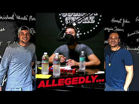 Allegedly Podcast - Kev Adams on Leonardo DiCaprio, Guns and LA Nightclubs