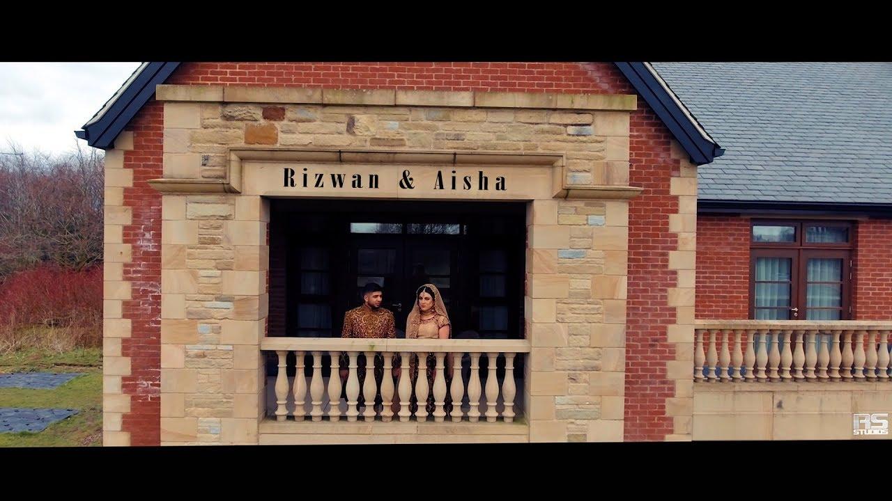 Rizwan & Aisha - Wedding/Walima Cinematic Trailer