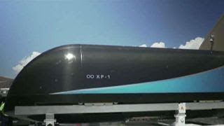 Hyperloop One test successful, now seeking government approval thumbnail