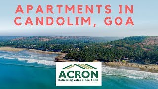 APARTMENTS IN NORTH GOA with ACRON HOMES