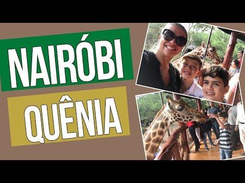 NAIROBI - QUÊNIA | ÁFRICA