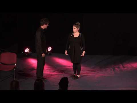 """The 5th International Improv Festival Tilt. Kokkoflava (FIN/FRA) - """"TEMPO"""""""