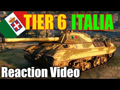 World of Tanks | P43 bis ITALY | Tier 6
