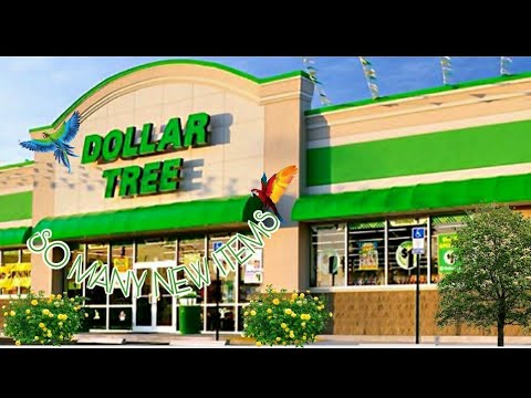 SHOP WITH ME 🔴 DOLLAR TREE 🔴 NEW ITEMS 🔴 3/23/2018