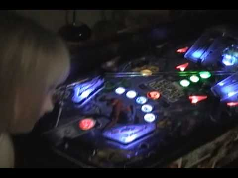 marvel heroes pinball machine