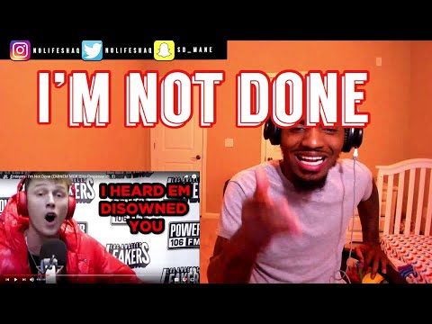 Just for Releasing that Trash! | Eminem - I'm Not Done (EMINEM MGK Diss Response Pt. 3)| REACTION