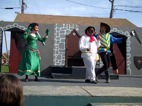 CTRF Spring 2011: Robin Hood's Wedding: Commedia Mania: MacBeth - The Scottish Play