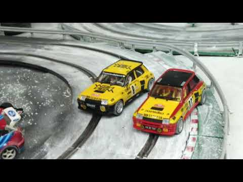 BIG SLOT TRACK SCALEXTRIC