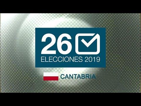 Debate Electoral Candidatos a la Presidencia del Gobierno de Cantabria