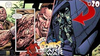 Un Nuevo Carmine Y Los Crimenes De Guerra/Gears Of War/Comic #20