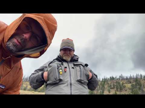 THE LAST CAST - Fly Fishing Yellowstone - Augie Hurst Vlogs