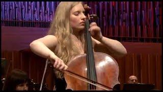Kristina Winiarski plays Darius Milhaud Cello Concerto, 3rd mvt.