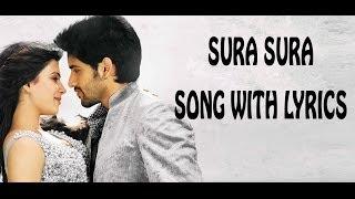 Autonagar Surya (ఆటొనగర్ సూర్య) Movie || Sura Sura Full Song With Lyrics