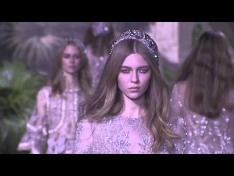 ELIE SAAB Haute Couture Spring Summer 2016 Fashion Show
