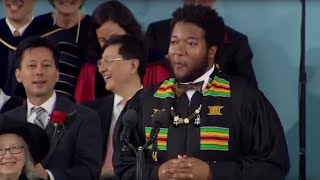 Undergraduate Speaker Joshuah Campbell | Harvard Commencement 2016
