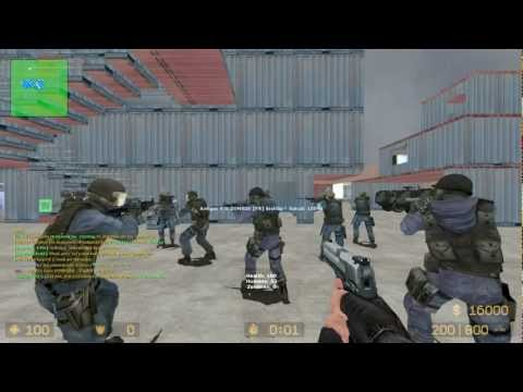 Counter-Strike Source Zombie Mod - Info + Un Poco De Humor