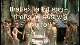 oliver food-lyrics