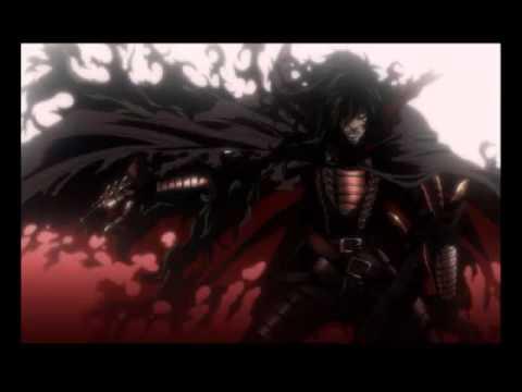 Alucard Nosferatu True Dracula Form Theme Song