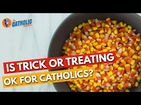 The Catholic Origins of Trick or Treating