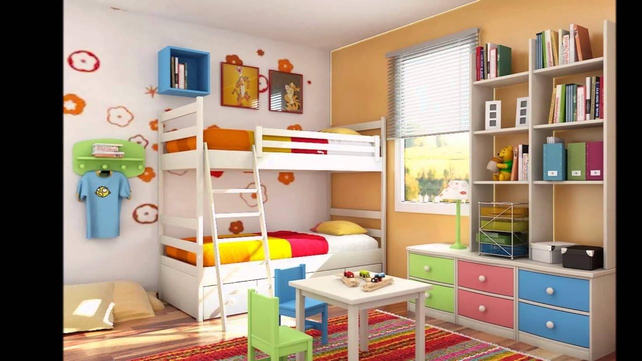 45 Desain Interior Kamar Anak Perempuan Remaja | Rumah ...