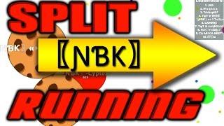 Agar.io  NBK CLAN\\SPLIT RUNNING//MASS ATTACK thumbnail