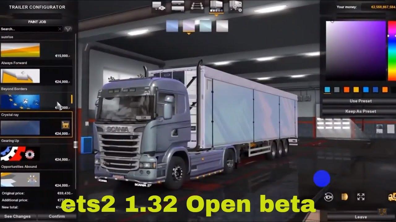 euro truck simulator 2 1.32 download free full version