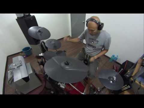 Giegiel - Penasaran (Drum Cover)