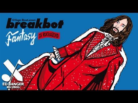 Breakbot - Fantasy (feat. Ruckazoid)