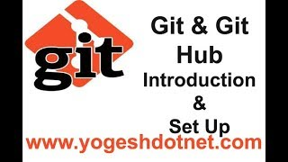 Git and GitHub installation and set up   repository upload on git hub   Hindi