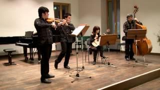 Alcaba El Cuarteto de venezuela - Rostock concert.mp4