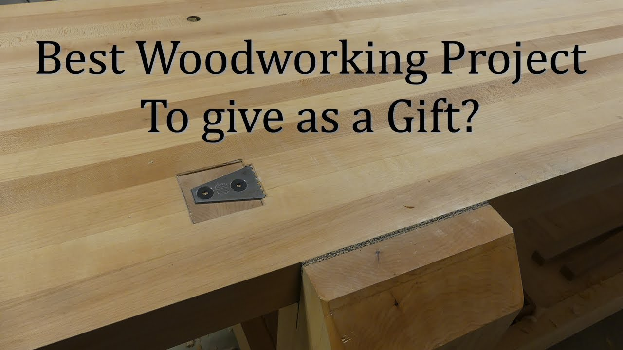 Best Woodworking Project To Give As A Gift Wood Project Youtube