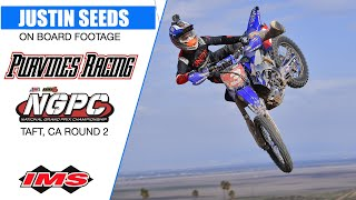 2020 NGPC ROUND 2 | TAFT,CA | JUSTIN SEEDS PRO