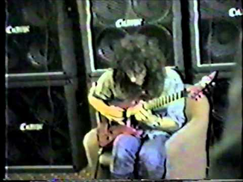 Jason Becker & Marty Friedman jam
