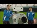 Leicester City v Ultimate Football Robot - BetStars Face-Off Challenge