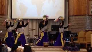 LORD YOU ARE GOOD TAMBOURINE DANCE