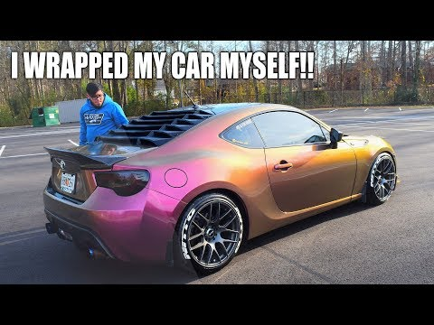 HOW MUCH DID IT COST TO WRAP MY CAR    - YouTube