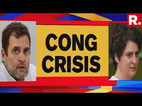 Congress Gags Top Leaders After CWC Meeting In New Delhi