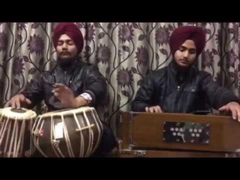 Om Namo Bhagwant Gosain( Shabad kirtan) By Bhai Mandeep Singh/ Bhai Tamandeep Singh