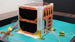 茨城)学生衛星「結2号」、今度こそ宇宙へ 筑波大